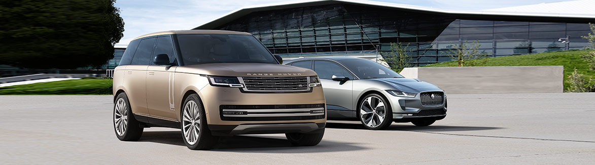 Marshall Military Sales Jaguar XE and the Discovery Sport