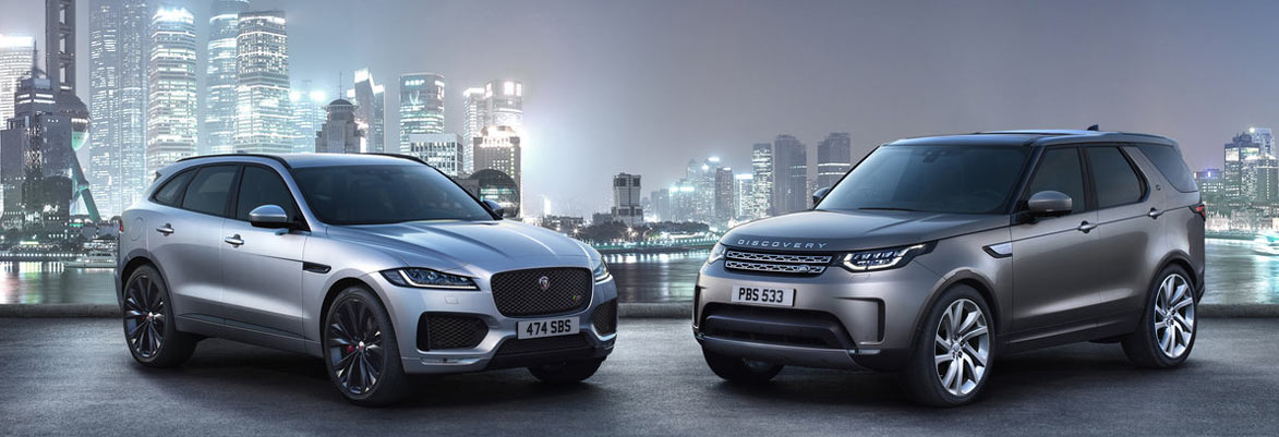 Marshall Military Sales Jaguar and Land Rover Savings and Benefits for Forces